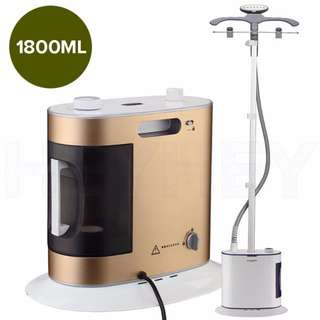 SOGA 1700W Professional Garment Steamer GOLD 9 Settings Wnite and Gold colours are available