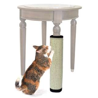 Cat Scratch Sofa Bed Chair Table Protection Mat Velcro