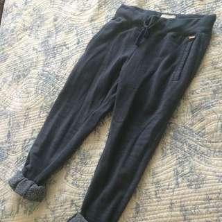 Roots 3/4 Length Fleece Sweatpants