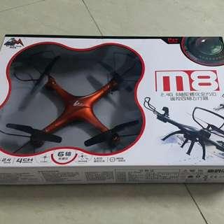 全新 M8 6軸陀螺儀遙控飛機