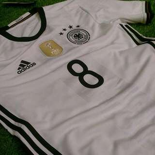 (RESERVED) GERMANY EURO 2016 ADIZERO HOME PLAYER ISSUE KIT_SIZE: (S)