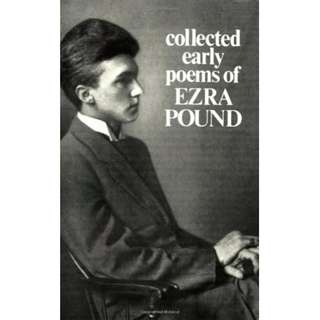 Collected Early Poems of Ezra Pound  by Ezra Pound