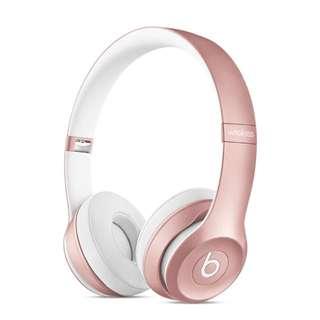 Beats Solo2 Wireless 無線耳機