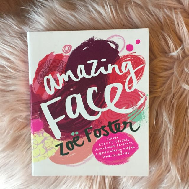 Amazing Face - Zoe Foster