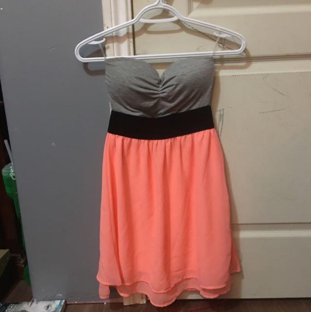 Ardene Strapless Summer Dress