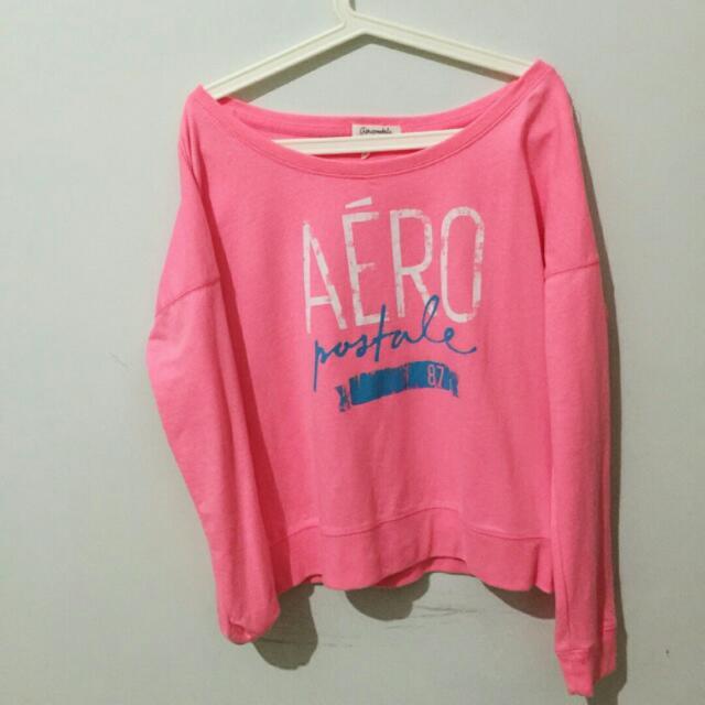 Aéropostale Pink Longsleeve