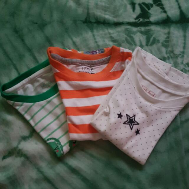 Baby Shirts (All For 200)