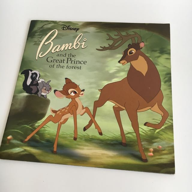 Bambi & The Great Prince Of The Forest, Babies & Kids on