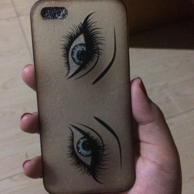 CASE IPHONE 5 - SEXY EYES