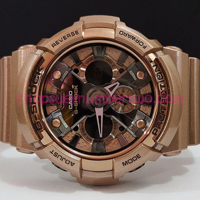 Casio G-Shock Watch GA200GD-9B