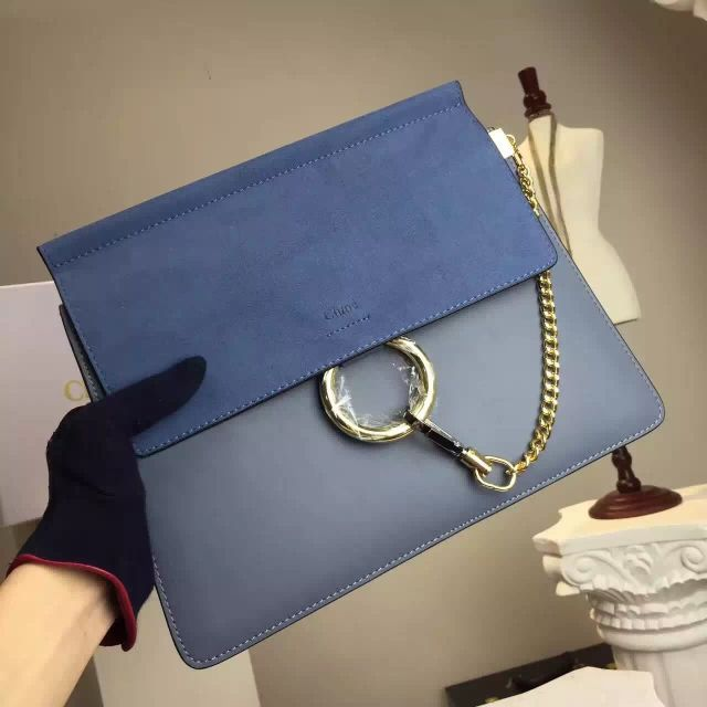 Chloe handbag big size in different colors for women handbag with logo famous brand items with gift packing box