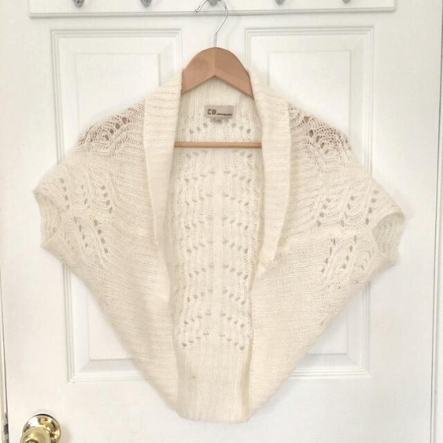 Costa Blanca Knit Crop Sweater