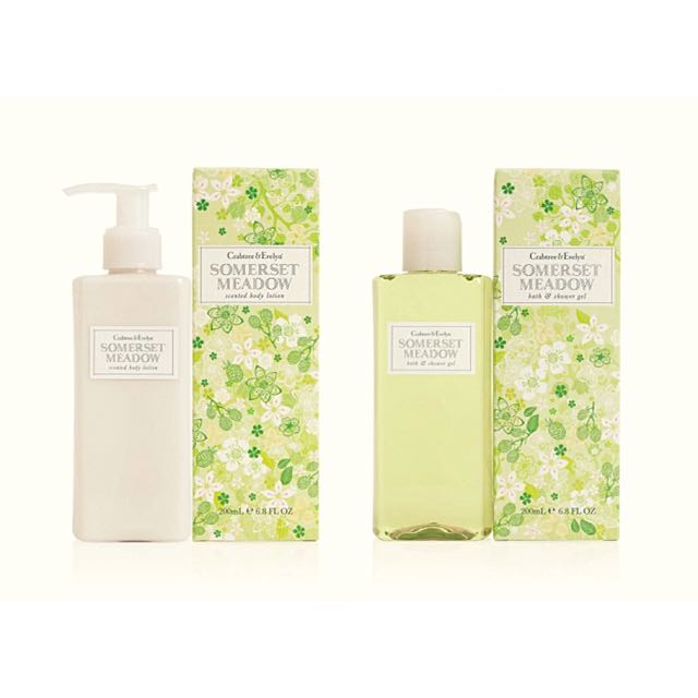 Crabtree&Evelyn Body Care