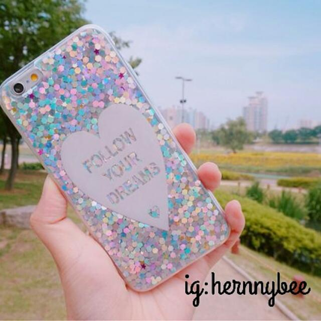Follow your dream! Iphone Case6/6s