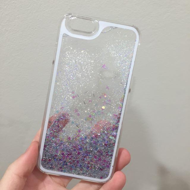 Glittery iPhone 5 case