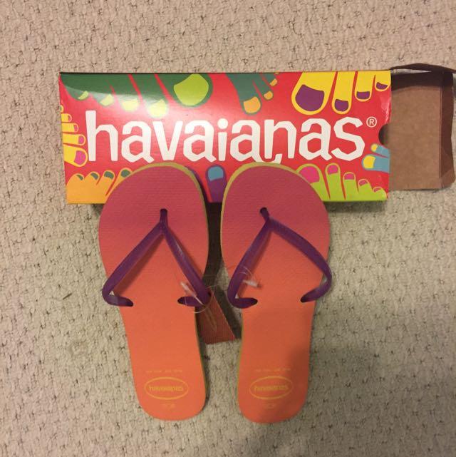 Havaiannas - BRAND NEW