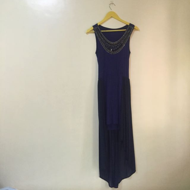 Hi-Low Bohemian Dress