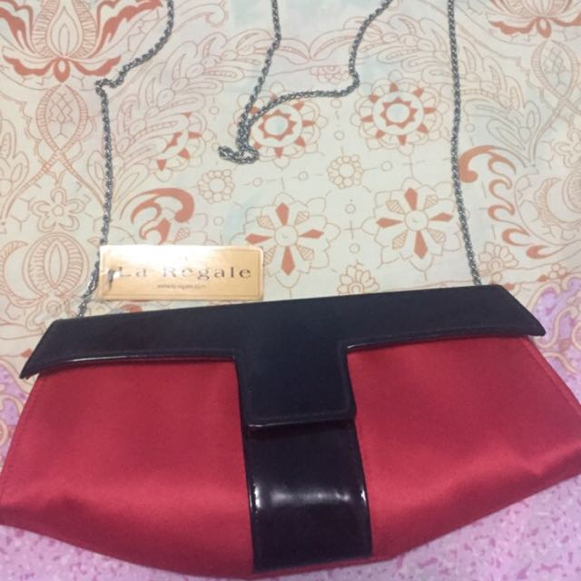 Imported Clutch/sling Bag