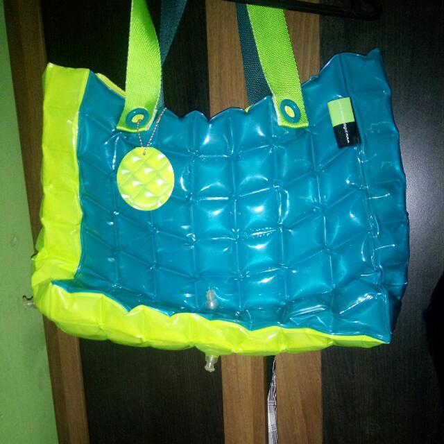 Inflat Decor Bubble Bag