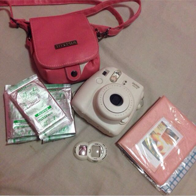 Instax Mini 8 Package ON HAND