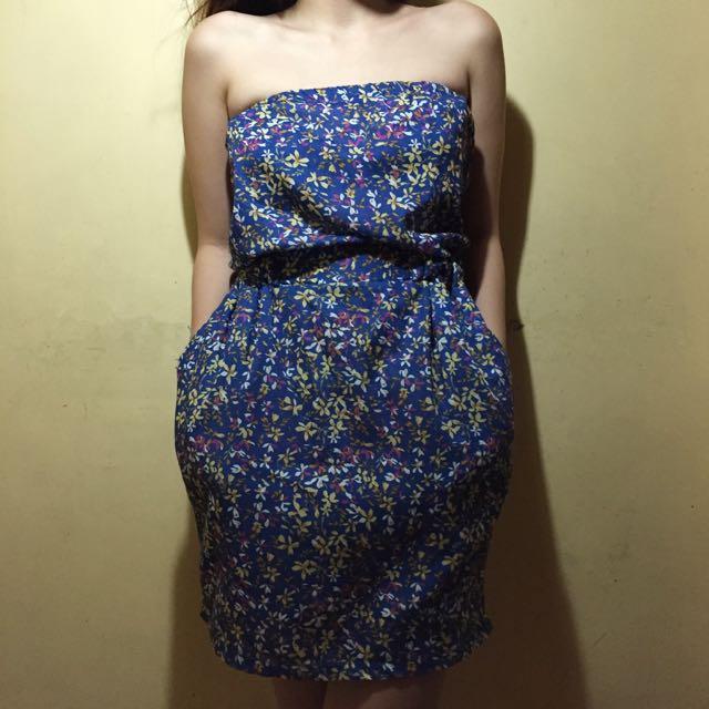 Jellybean Tube Dress