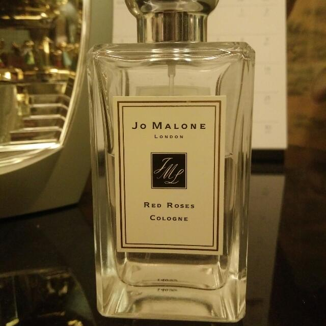 Jo Malone 紅玫瑰