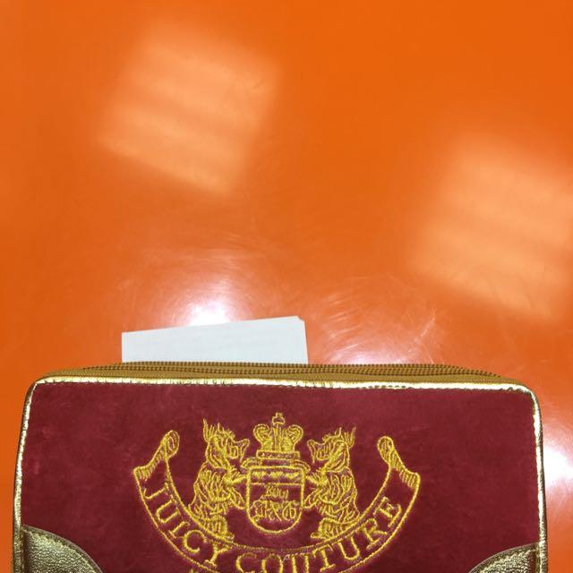 Juicy Couture Wrist let/wallet
