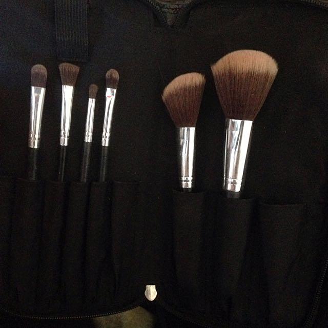 Makeup Bag + Makeup Crushes