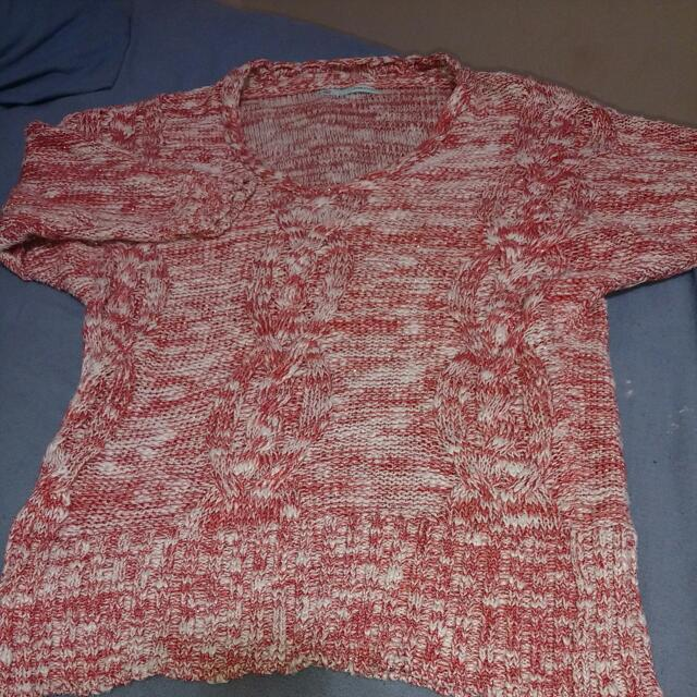 Maurice's 3/4 Sleeve Sweater