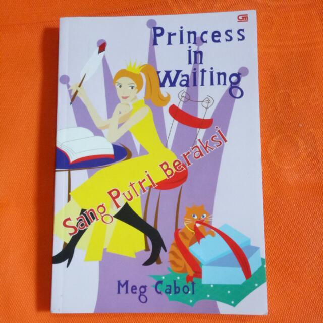 Novel Princess In Waiting