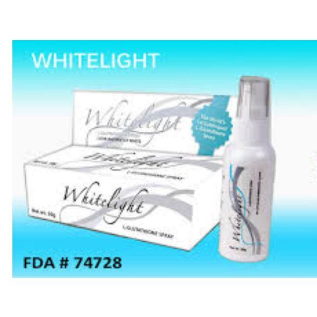 NUTRITIONAL COSME-CEUTICALS (white light )