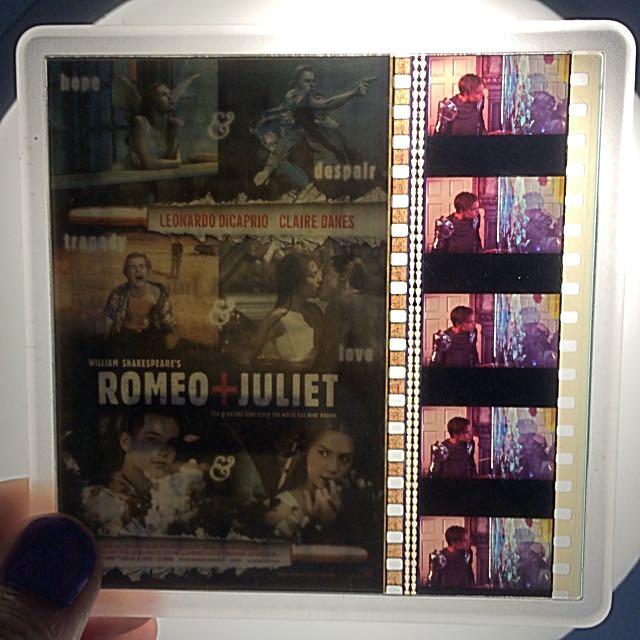Original Romeo&Juliet Film Coaster