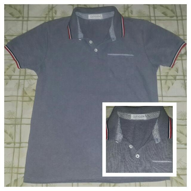 FOR HIM: Oxygen Polo Shirt