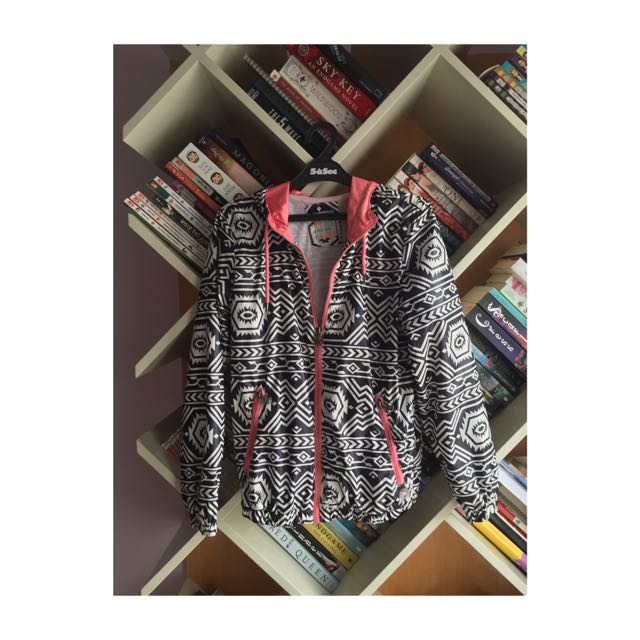 Pull And Bear Tribal Jacket