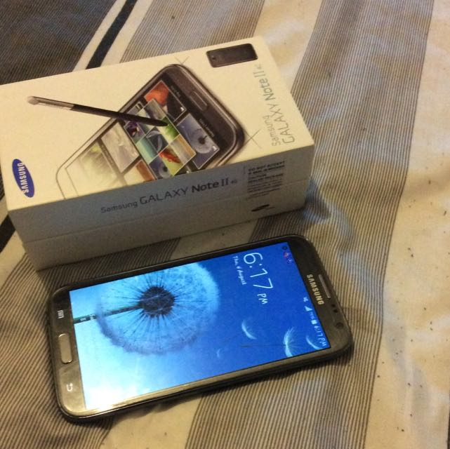 Samsung Note 2 Negotiable