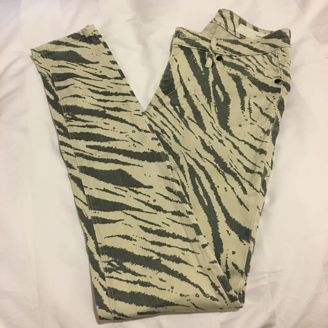 Sass And Bide Playman Jeans Size 24