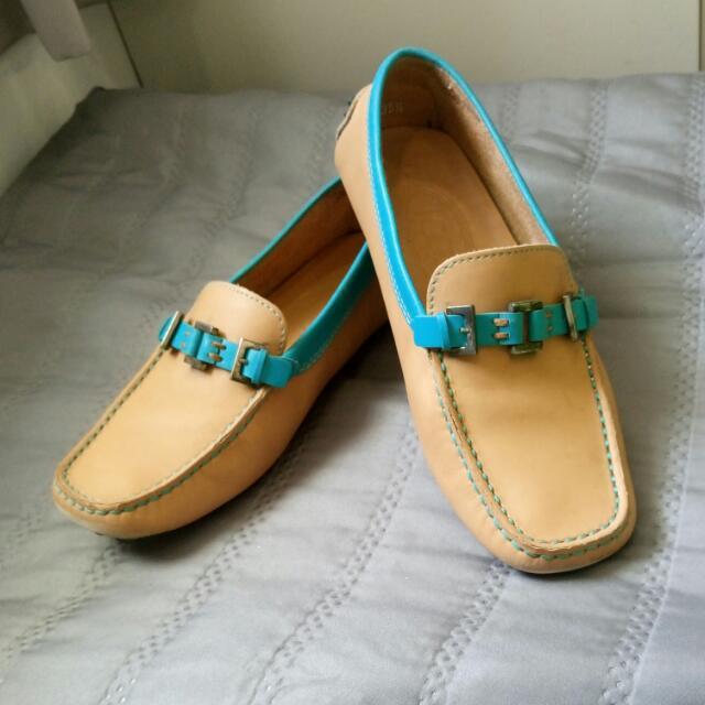 (保留待匯)TOD'S 豆豆鞋正品