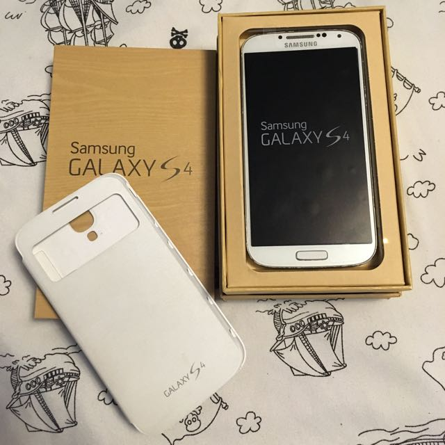 White 16gb Samsung S4 Wind