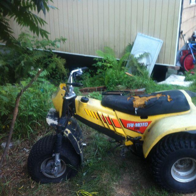 Yamaha Trike 175 Trimoto