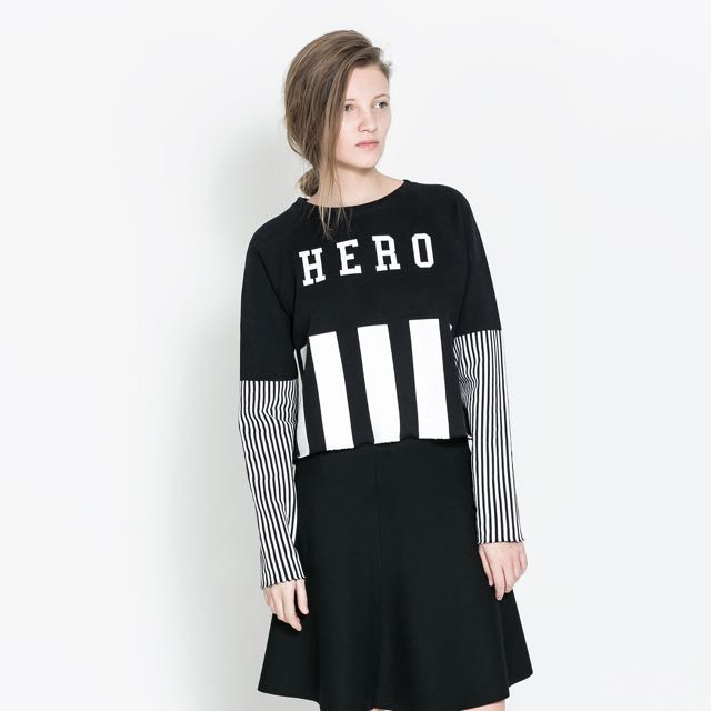Zara Hero Sweater