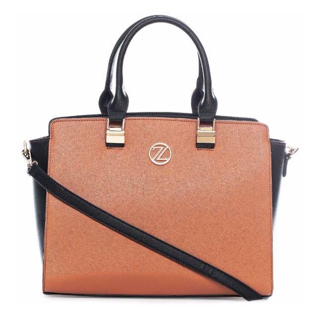 Zeneve London Belted Satchel Bag on SALE!