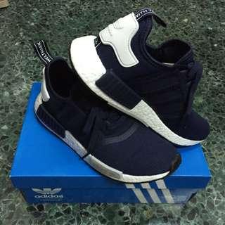 Adidas NMD 深藍色
