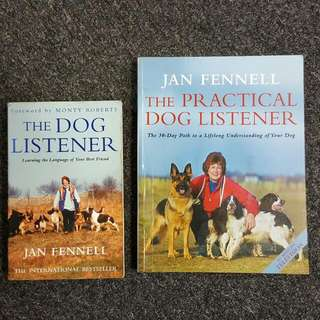 Dog Training Book. Jan Fennell. The Dog Listener