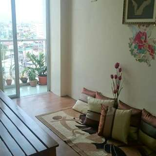 For Rent 1bedroom Fullyfurnished 13k With Balcony