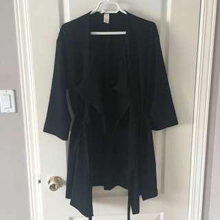 Black Overcoat