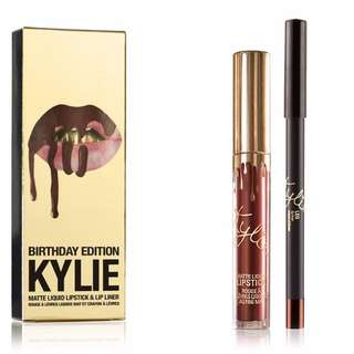 Kylie Leo Lipkit Authentic