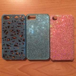 iPhone4 Cases (all Three to sell together)