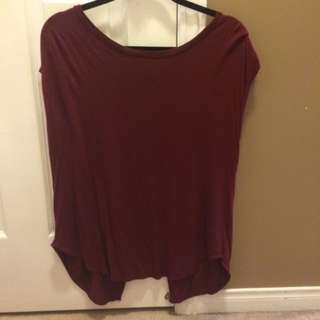 Wilfred Open Back Top
