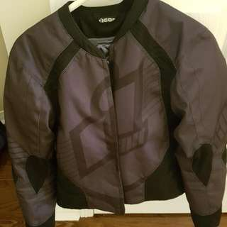 Icon Armoured Motorcycle Jacket