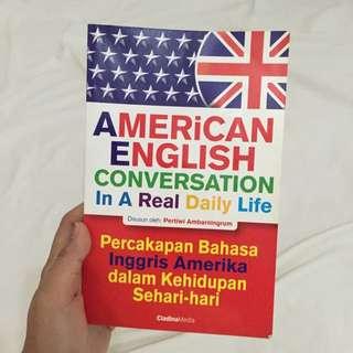 Buku Percakapan Bahasa Inggris